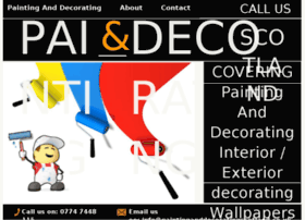 paintinganddecoratingscotland.co.uk