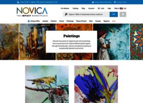 paintings.novica.com