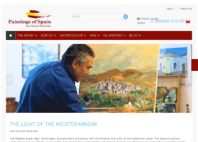 paintingsofspain.com