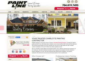 paintlinepaintingcompany.com