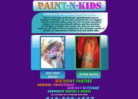 paintnkids.com