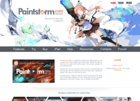 paintstormstudio.com