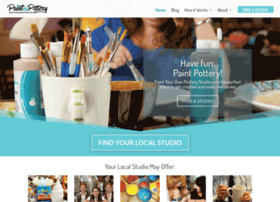 paintyourownpottery.com