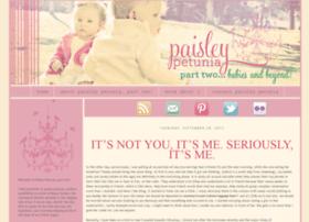 paisleypetunia.com