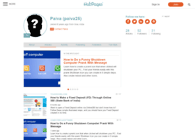 paiva25.hubpages.com
