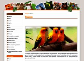 pajaros.anipedia.net