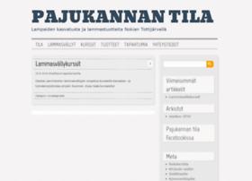 pajukannantila.fi