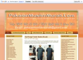 pakaianmuslimmurah.com