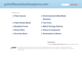 paketliburankarimunjawa.com