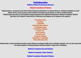 Pakinfomedics.com