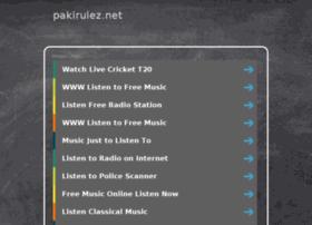 pakirulez.net
