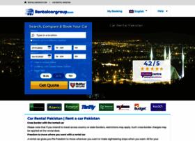 pakistan.rentalcargroup.com