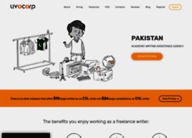 pakistan.uvocorp.com