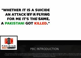pakistanbodycount.org
