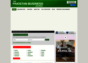 pakistanbusinessjournal.com