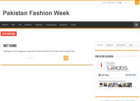 pakistanfashionweek.com