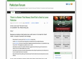 pakistanforum.com