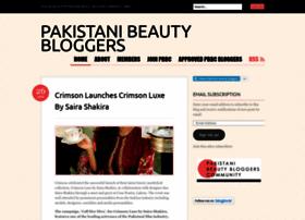 pakistanibeautybloggers.wordpress.com