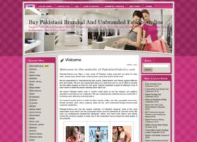 pakistanifabrics.com