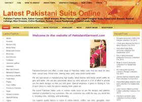 pakistanigarment.com