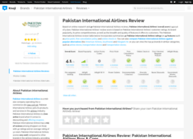 pakistaninternationalairlines.knoji.com