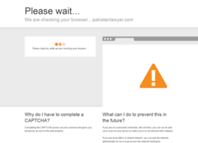 pakistanlawyer.com