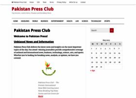 pakistanpressclub.com