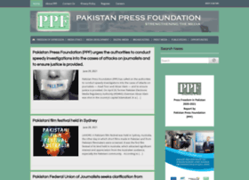pakistanpressfoundation.org