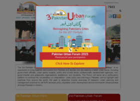 pakistanurbanforum.com