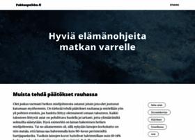 pakkaspeikko.fi