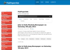 pakpaperads.com