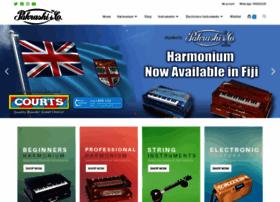 pakrashi-harmonium.com
