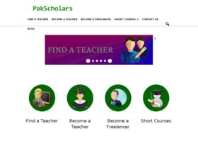 pakscholars.com