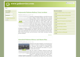 pakservice.com
