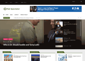 pakspectator.com