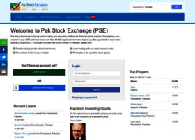 pakstockexchange.com