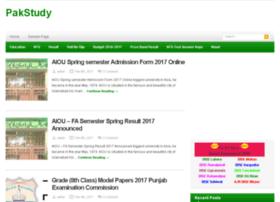 pakstudy.com.pk