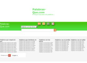 palabras-que.com