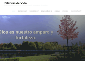 palabrasdevida.org.ve