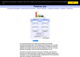 palabrasque.com
