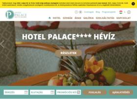 Palacehotelheviz.hu