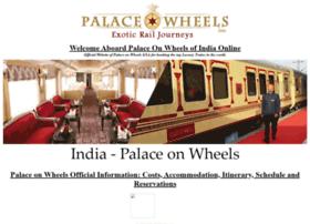 palaceonwheels.net