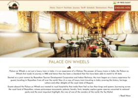 palacesonwheels.co.uk