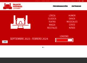palaciofestivales.com