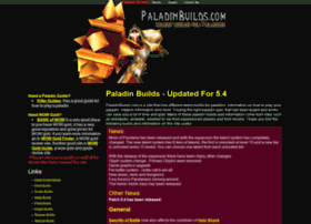 paladinbuilds.com