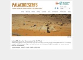 palaeodeserts.com