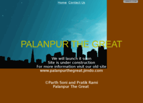 palanpurthegreat.com