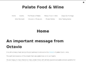 palatefoodwine.com
