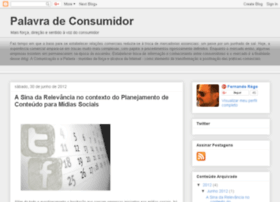 palavradeconsumidor.blogspot.com