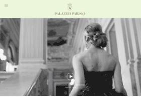 palazzoparisio.com